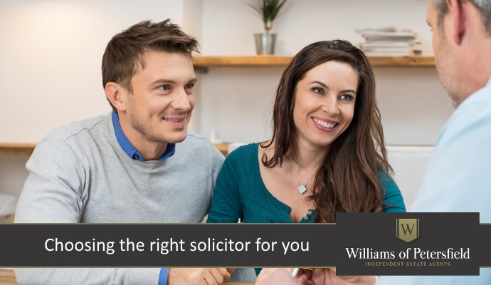 how to choose a solicitor investment property