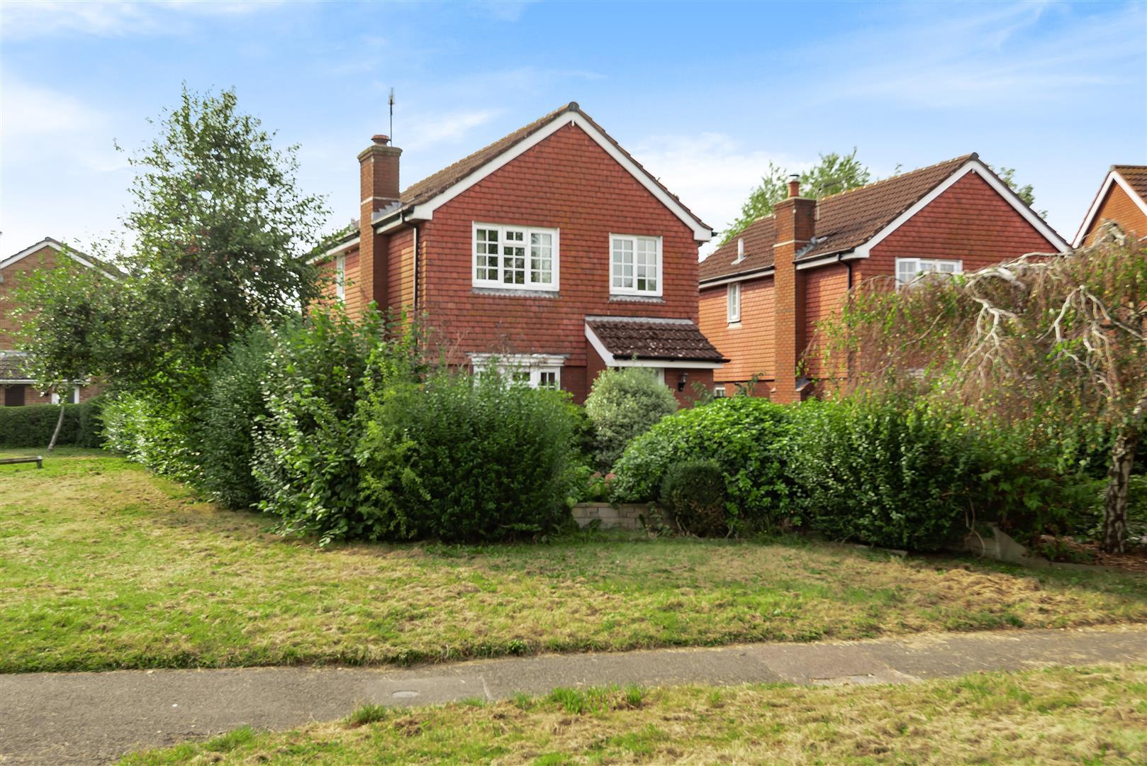 Woodlark Gardens, Petersfield